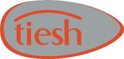 tiesh logo